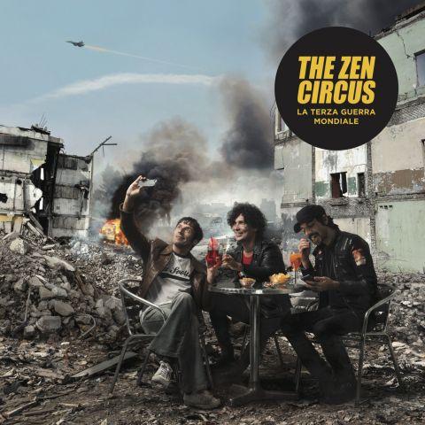ZEN CIRCUS COVER CD  la terza guerra mondiale